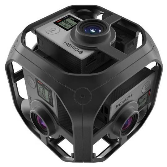 GoPro Omni Camera Rental | HTR