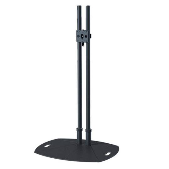 "Premier Mounts 84"" Dual Pole Stand 