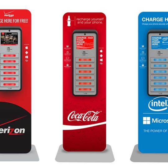 Charging Station Rentals
