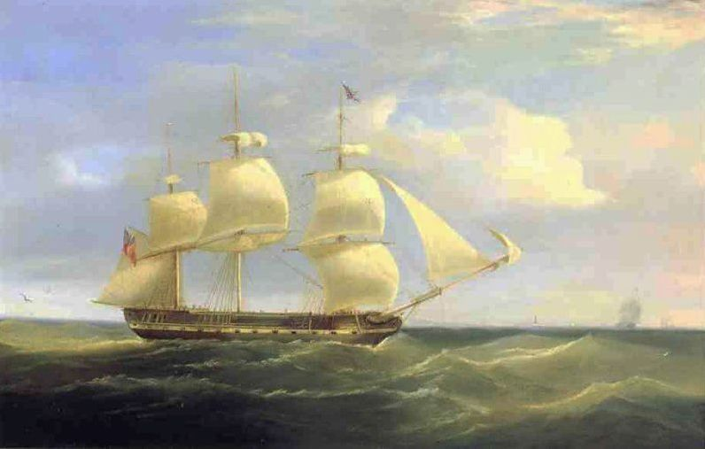 Found Text: 19th Century Shipping News (5/5)