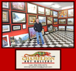 Chameleon Fine Art Gallery
