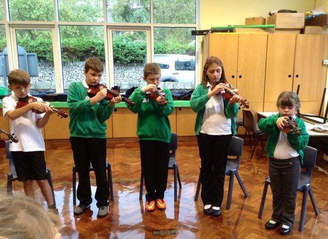 Hartington Village School Music Partnership