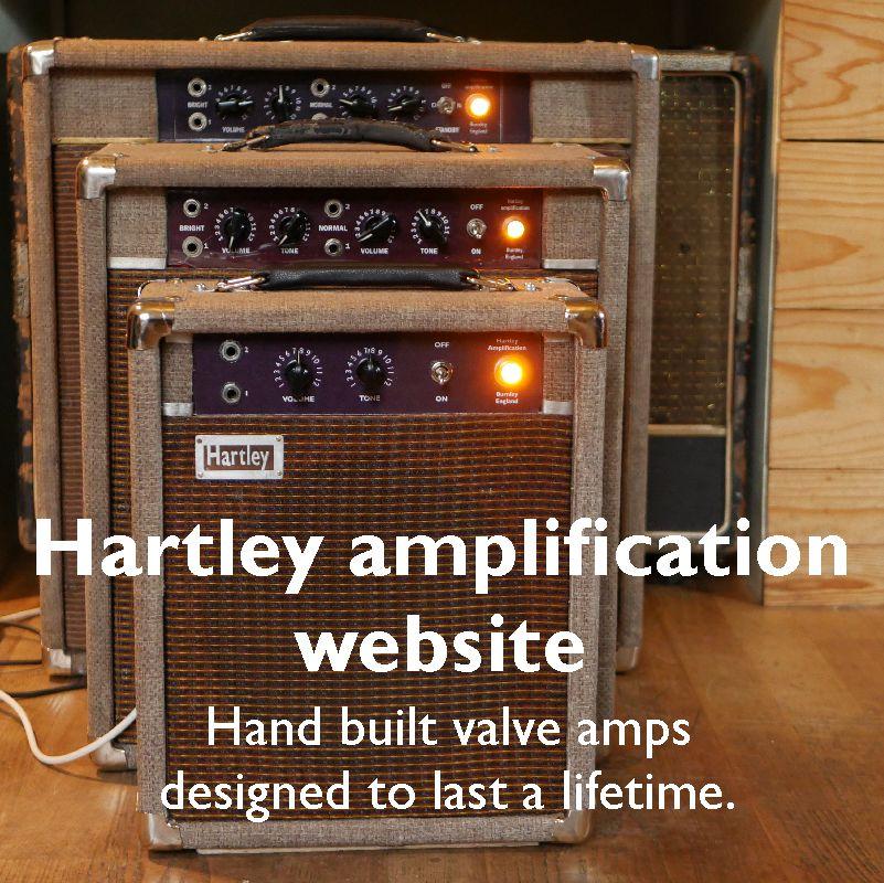 Hartley Amplification website