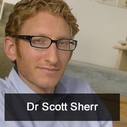 Dr Scott Sherr, The Clinic at Bulletproof Labs