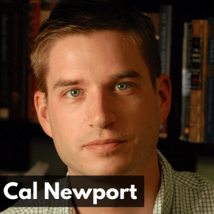 Cal Newport, Author of Deep Work