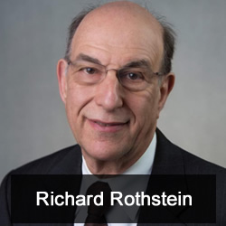 Richard Rothstein, author of The Color of Law