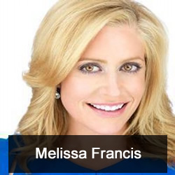 Melissa Francis, Author, Lessons from the Prairie Contributor, Fox News Played Cassandra Cooper Ingallas, Little House on the Prairie