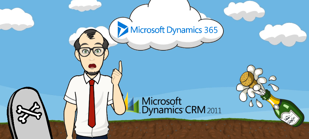 The Diary of a CRM Migration - Part 1