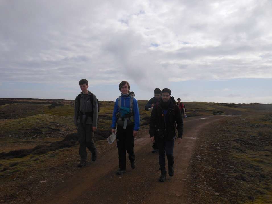 DofE Silver and Gold April 2017 --11