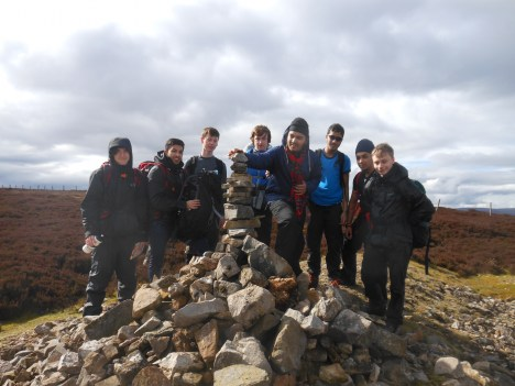 DofE Silver and Gold April 2017 --27