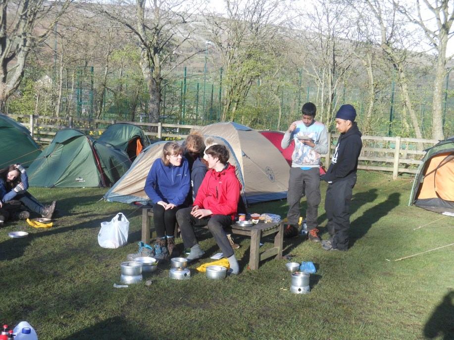 DofE Silver and Gold April 2017 --31