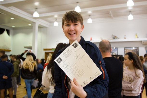 GCSE Results Day - 2019-10