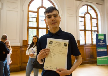 GCSE Results Day - 2019-32