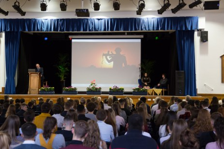 Remembrance Day Assembly 2019-10