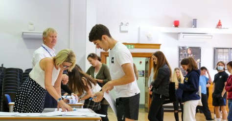 GCSE Results Day 2021_-2