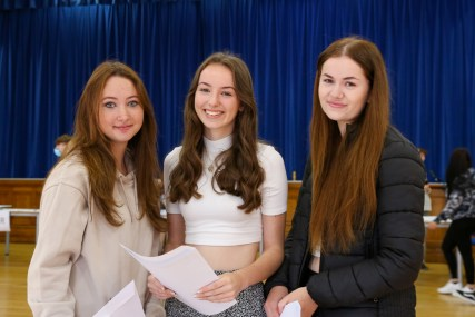 GCSE Results Day 2021_-36