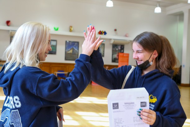 GCSE Results Day 2021_-39