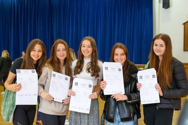 GCSE Results Day 2021_-43
