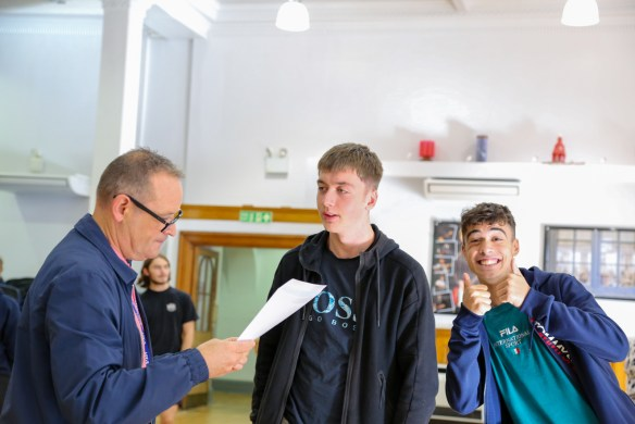 GCSE Results Day 2021_-53