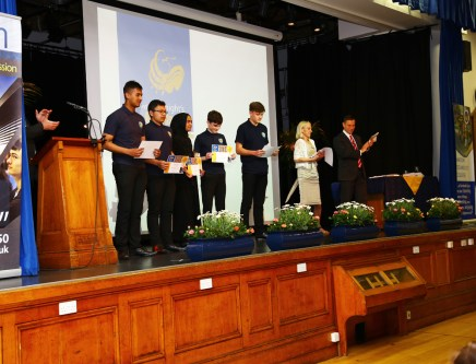 Year 11 Awards Evening 2017 - 03