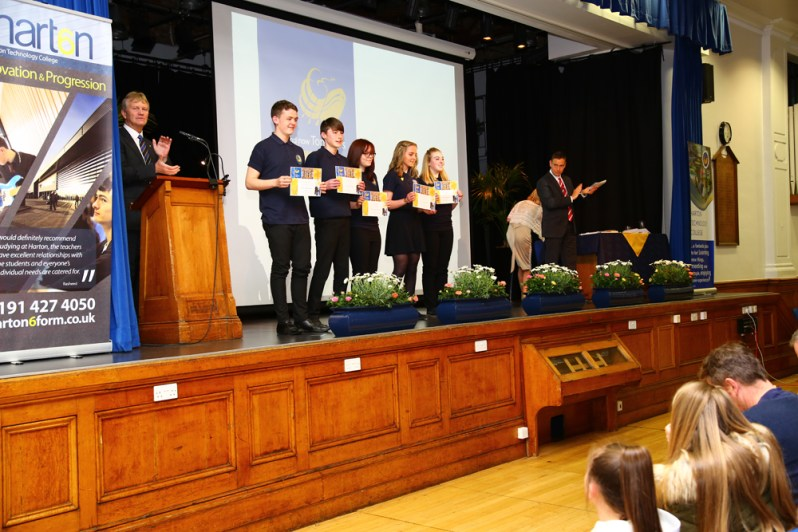 Year 11 Awards Evening 2017 - 07