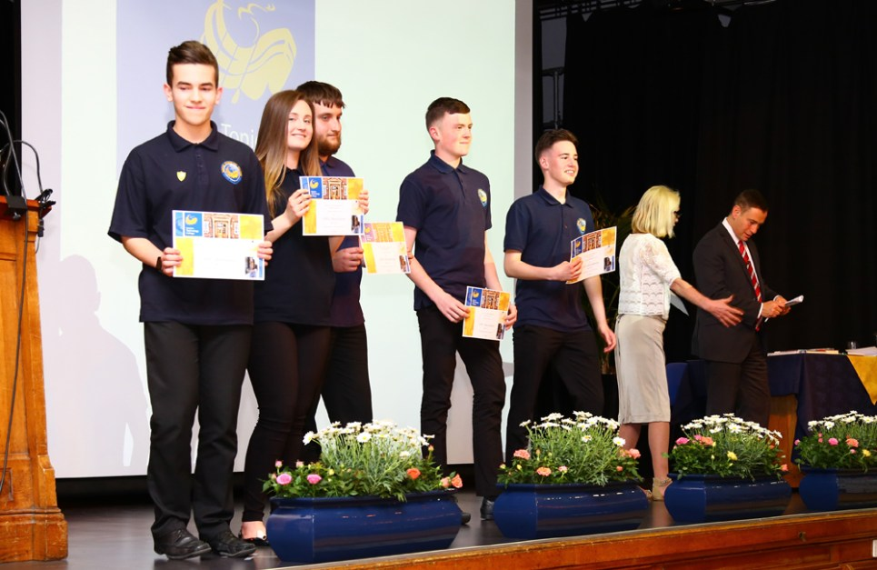 Year 11 Awards Evening 2017 - 23