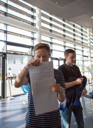 6th Form Results - 2018-3