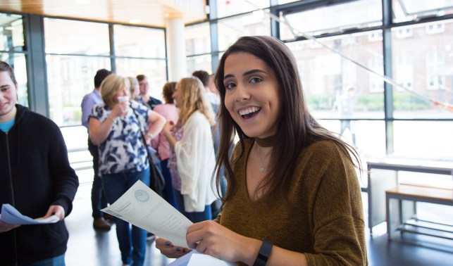 6th Form Results - 2018-39