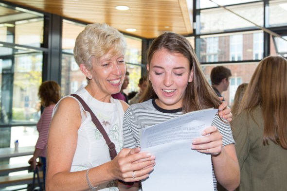 6th Form Results - 2018-59