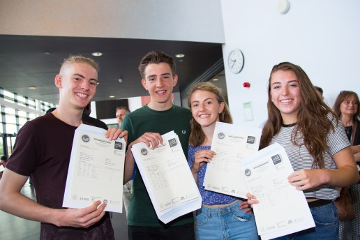 6th Form Results - 2018-63