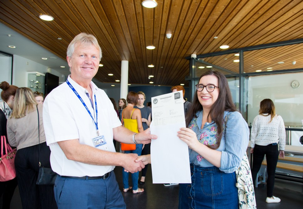 6th Form Results - 2018-111