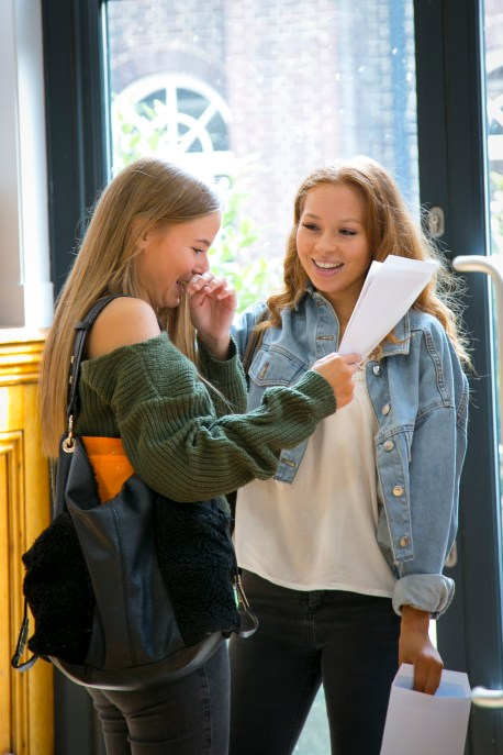 A levels Results 2018-35