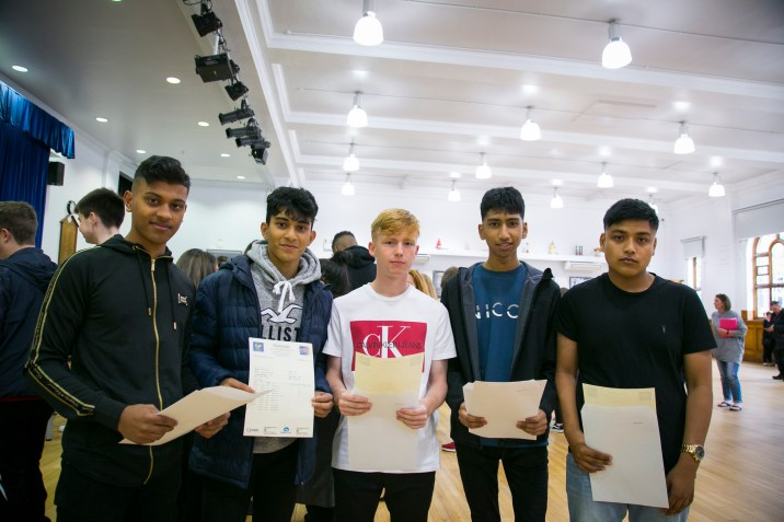 A levels Results 2018-59