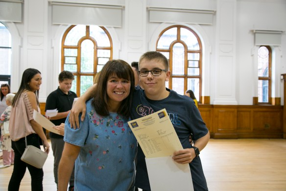A levels Results 2018-70