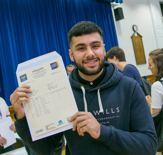 A levels Results 2018-115