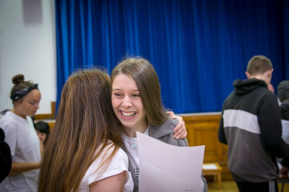 A levels Results 2018-162