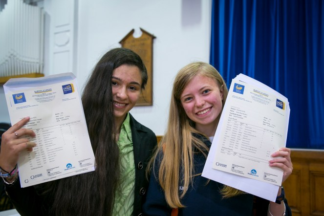 A levels Results 2018-205