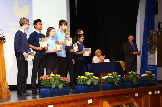 Year 9-10 Awards Evening 2017 -003
