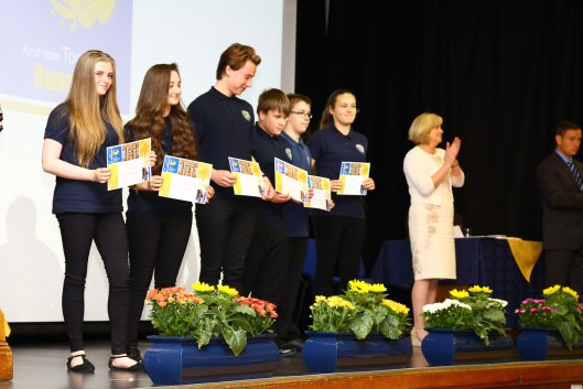 Year 9-10 Awards Evening 2017 -016