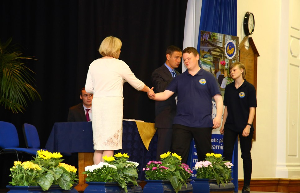 Year 9-10 Awards Evening 2017 -023