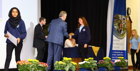 Year 9-10 Awards Evening 2017 -048