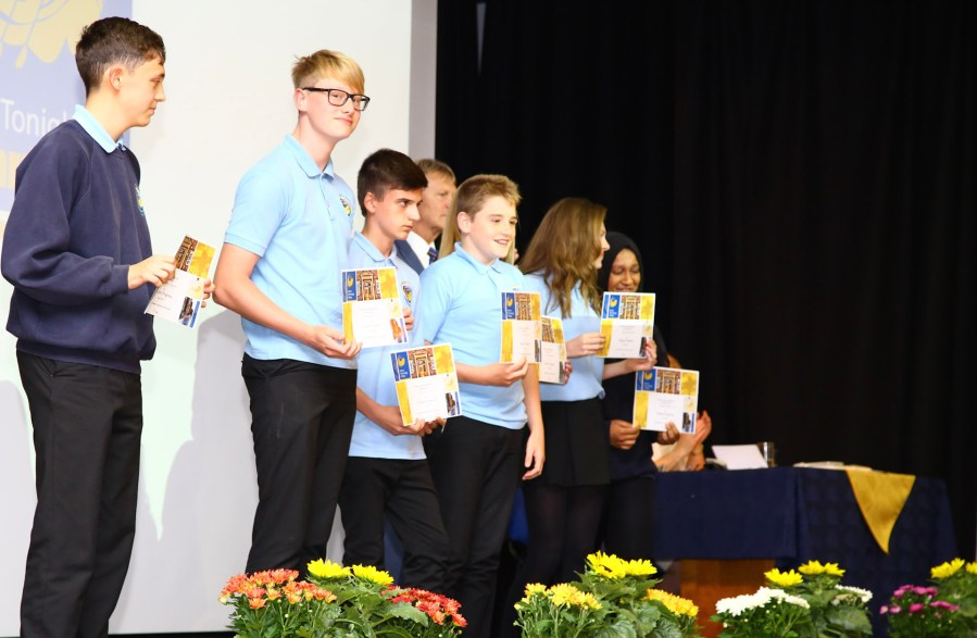 Year 9-10 Awards Evening 2017 -051