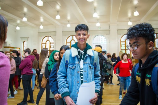GCSE Results Day 2017 - -23