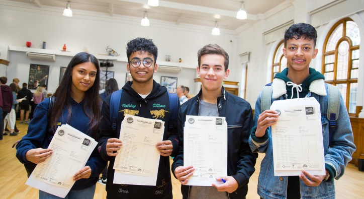 GCSE Results Day 2017 - -31