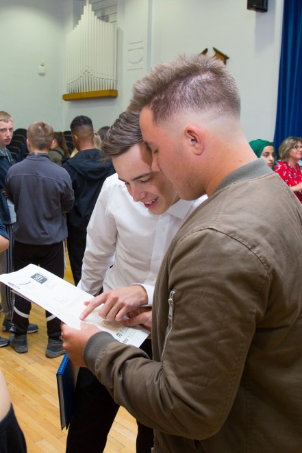 GCSE Results Day 2017 - -44