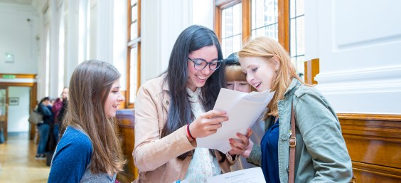 GCSE Results Day 2017 - -65