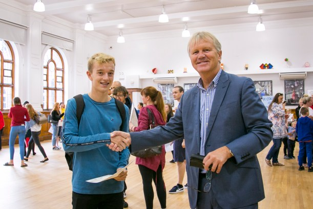 A levels Results 2018-26