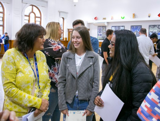 A levels Results 2018-180
