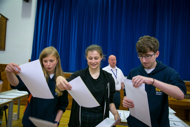 A levels Results 2018-196