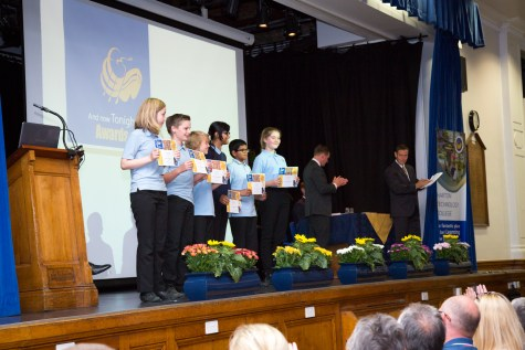 Year 7-8 Awards Evening 2017 -16